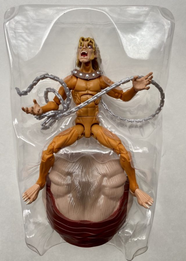 Marvel Legends AOA Wild Child Figure and Accessories