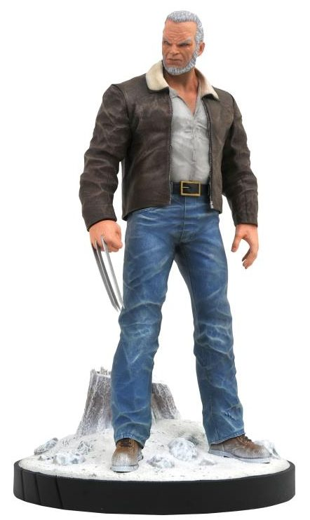 Diamond Select Toys Old Man Logan Marvel Premier Collection Resin Statue Figure