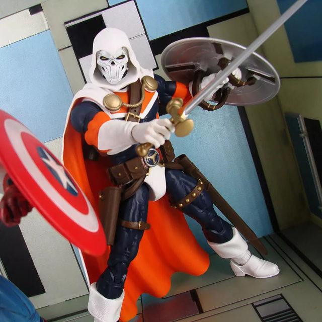 Diamond Select Toys Taskmaster Select Figure with Masked Head