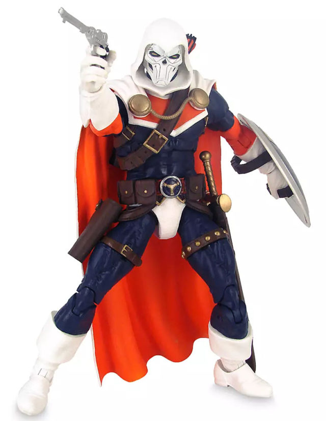 Disney Store Exclusive Marvel Select Taskmaster Figure with Mask