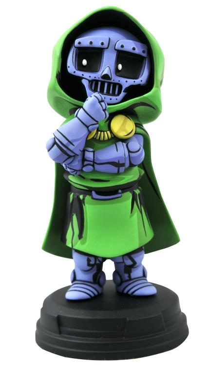 Skottie Young Doctor Doom Marvel Babies Animated Statue