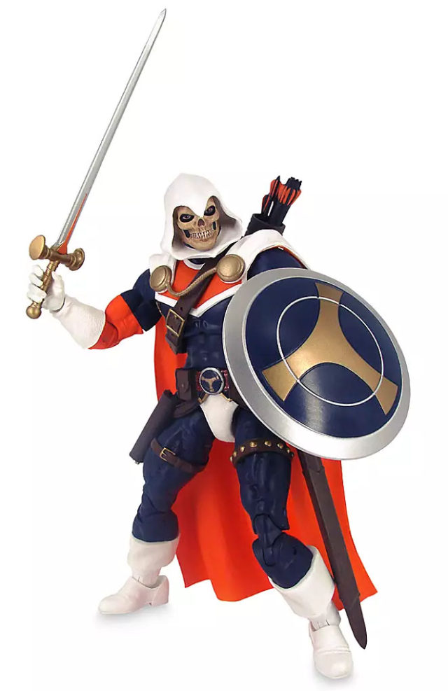 Taskmaster Diamond Select Toys Exclusive Marvel Select 7 inch Figure with Sword and Shield