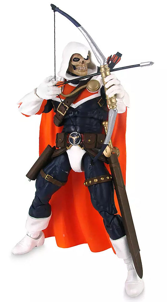 Taskmaster Marvel Select Action Figure Aiming Bow and Arrow