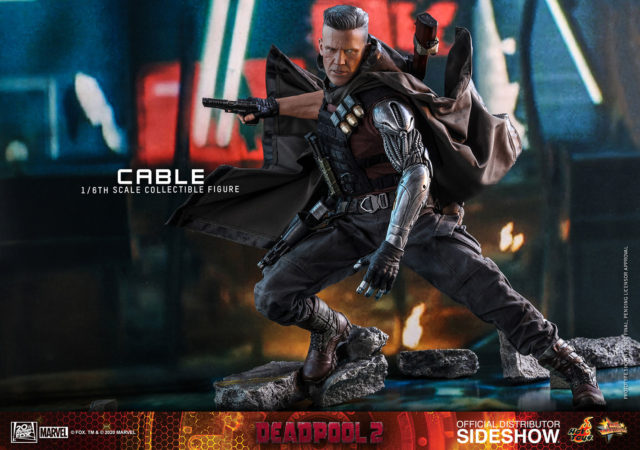Hot Toys Cable Deadpool 2 Sixth Scale Figure