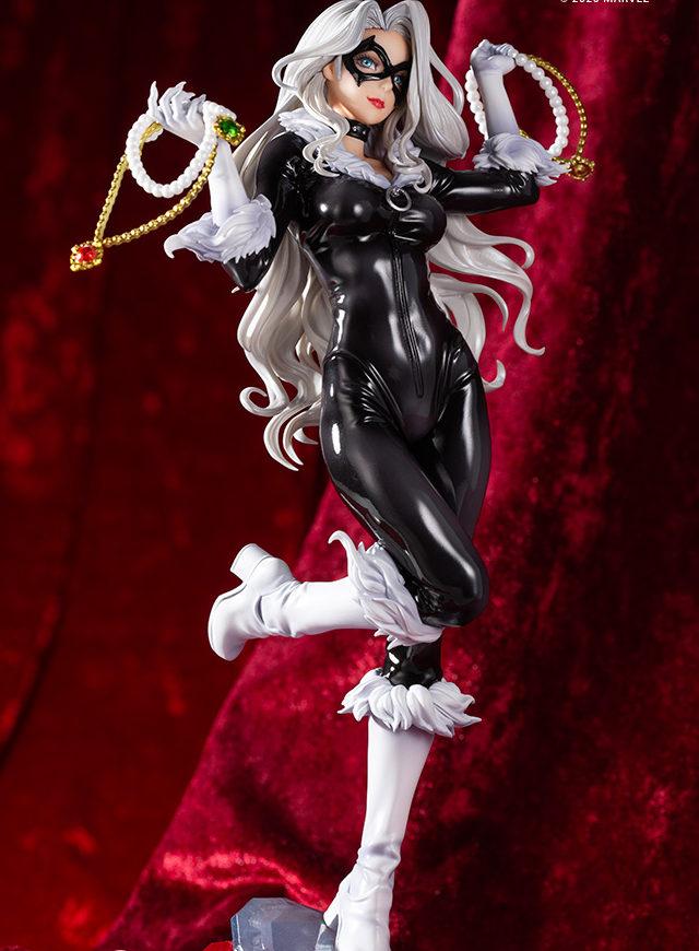 Kotobukiya Black Cat Steals Your Heart Bishoujo Statue PVC Figure