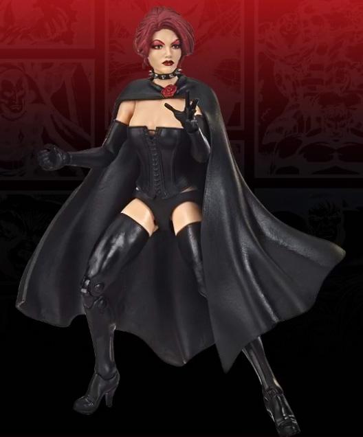 Marvel Legends Black Queen Jean Grey Figure Hellfire Club Exclusive