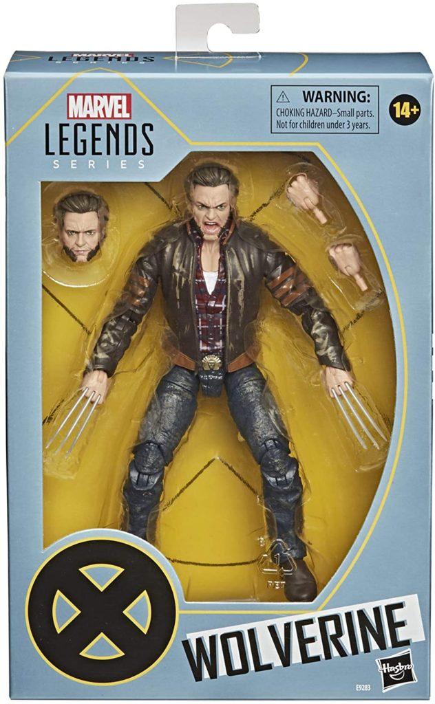 Marvel Legends X-Men Movie Wolverine Figure Packaged in Box