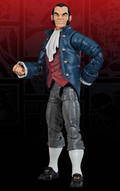 Sebastian Shaw Marvel Legends SDCC Exclusive Figure