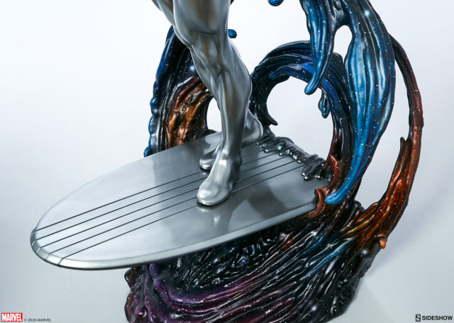 Sideshow Collectibles Silver Surfer Maquette Base