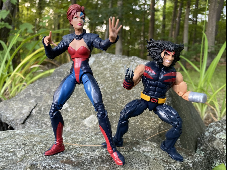Marvel Legends X Men Age Of Apocalypse WEAPON X Figure Sugar Man BAF RARE NEW