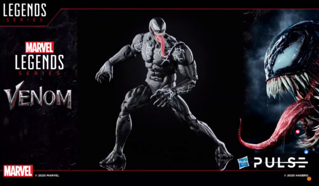 Marvel Legends Venom Movie Figure