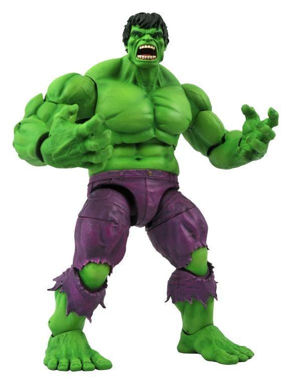 Marvel Select Rampaging Hulk Figure DST 2020