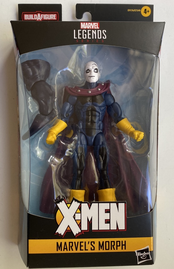 Hasbro X-Men Legends Morph Figure Packaged