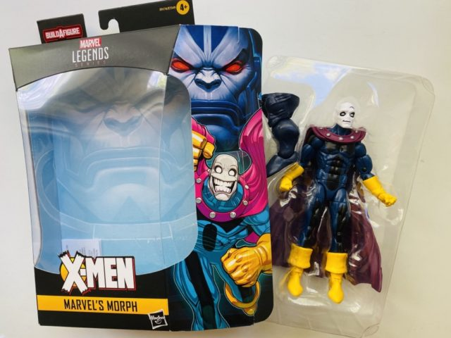 X-Men Legends Morph Figure Unboxing