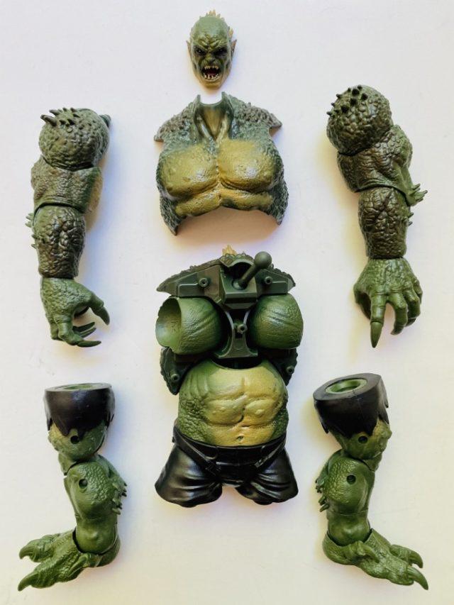 Unassembled Marvel Legends Abomination GamerVerse Figure Complete Pieces