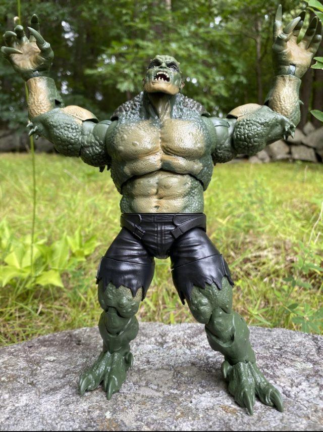 Avengers GamerVerse Abomination Marvel Legends Action Figure Review Photos