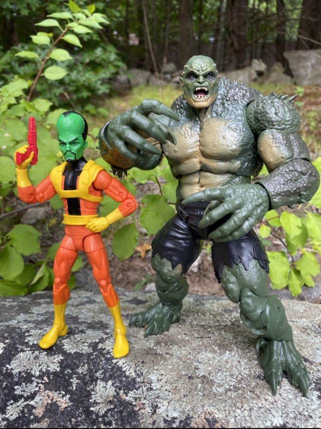 Avengers Legends GamerVerse Series Abomination and Leader Figures