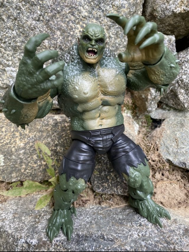 Hasbro Abomination Avengers Video Game Marvel Legends Figure Review