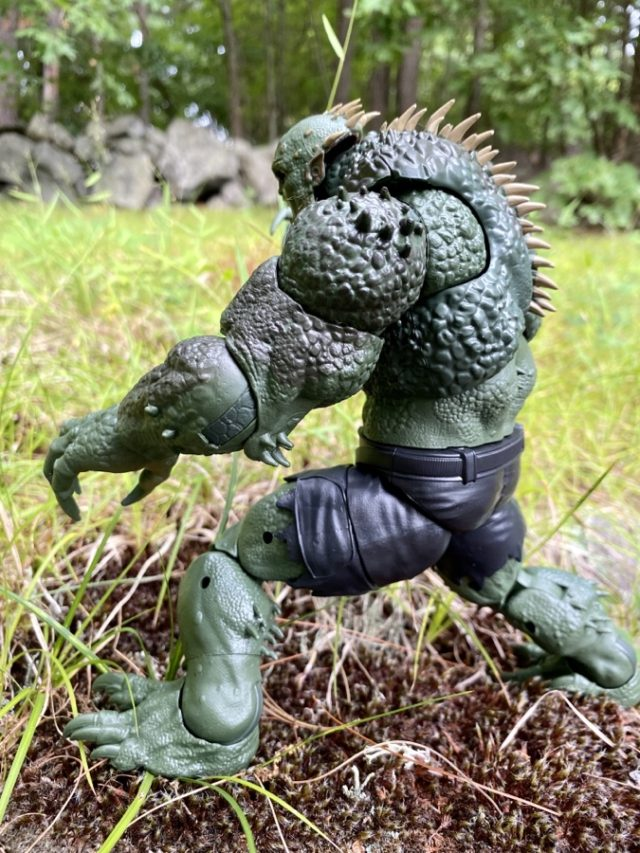 Side View of Hasbro 2020 Marvel Legends Abomination Square-Enix Figure