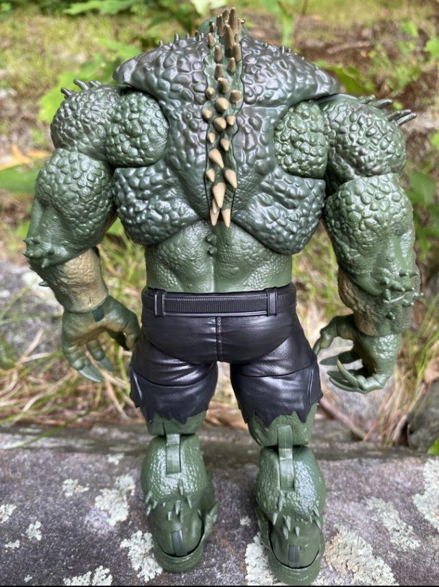 Back of Marvel Legends 2020 Abomination Figure