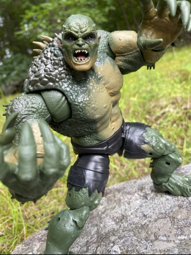 Review Avengers Marvel Legends GamerVerse Abomination Build-A-Figure