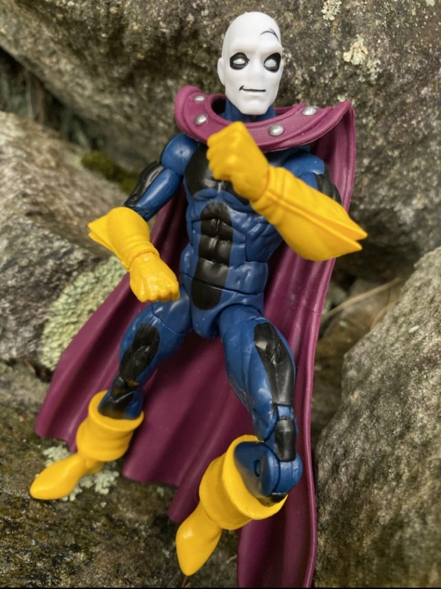 Marvel Legends X-Men Morph Six Inch Figure Review Hasbro