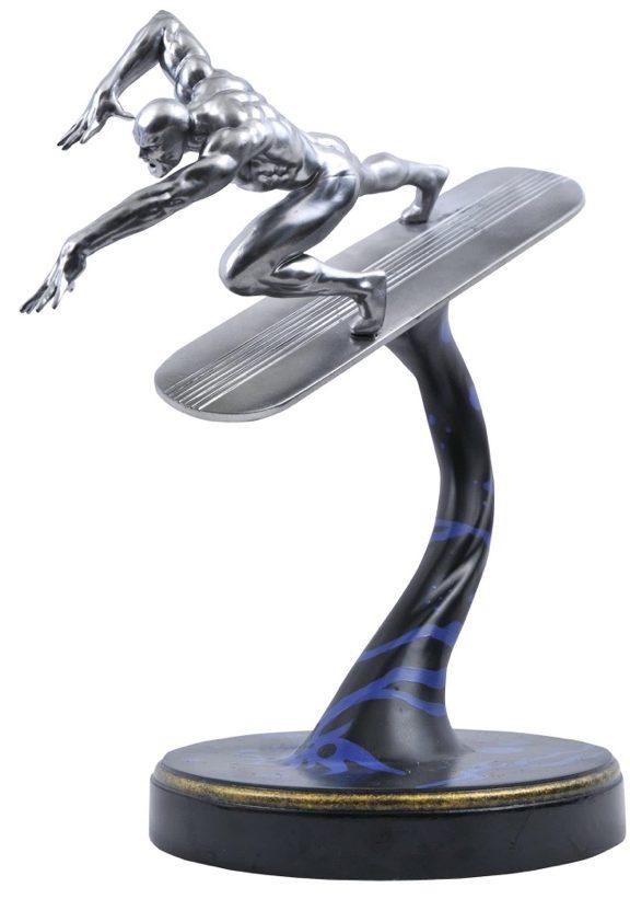 Diamond Select Toys Silver Surfer Premier Collection Statue