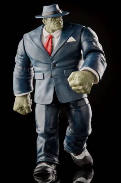 Joe Fixit Marvel Legends 2021 Build-A-Figure