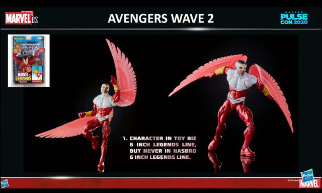 Marvel Legends 2021 Falcon Classic Figure