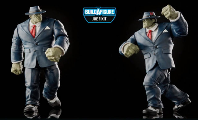 Marvel Legends Joe Fixit Hulk Build-A-Figure