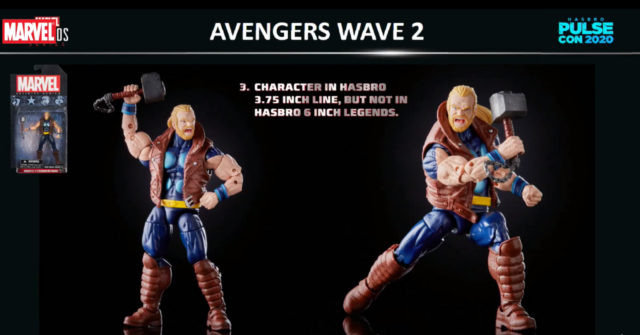 Marvel Legends Thunderstrike Hasbro 2021 Figure