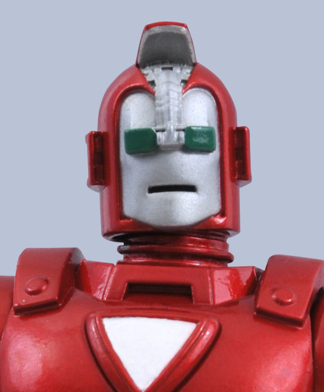 Scanner Eyes Head for DST Silver Centurion Iron Man Figure