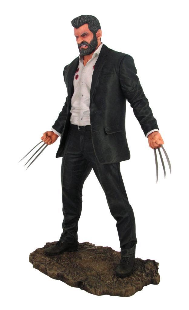 DST Logan Movie Marvel Premier Collection Wolverine Statue