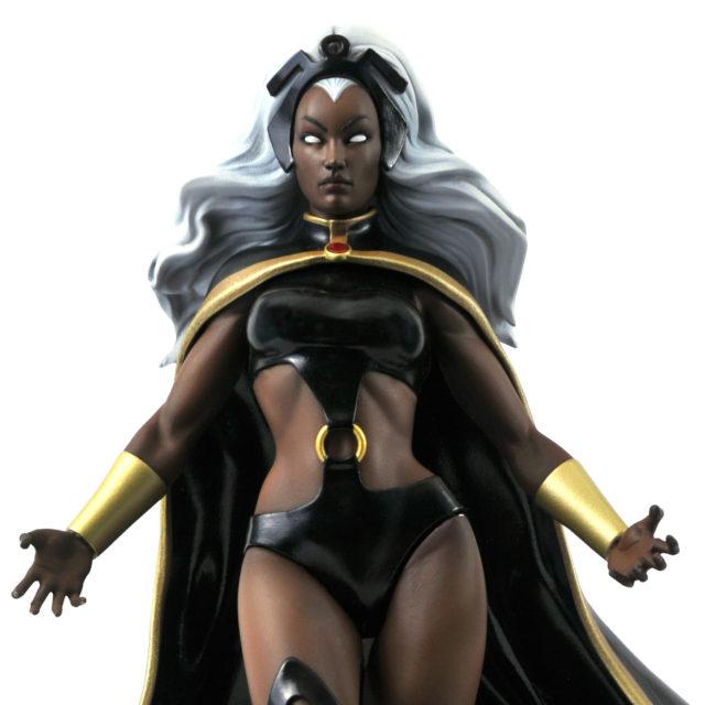DST Marvel Gallery X-Men Storm Statue PVC Figure
