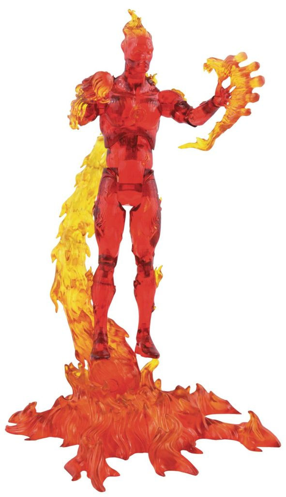 Marvel Select Human Torch Figure