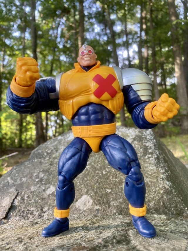 Hasbro Strong Guy Legends Figure Review 2020 X-Men X-Force X-Factor