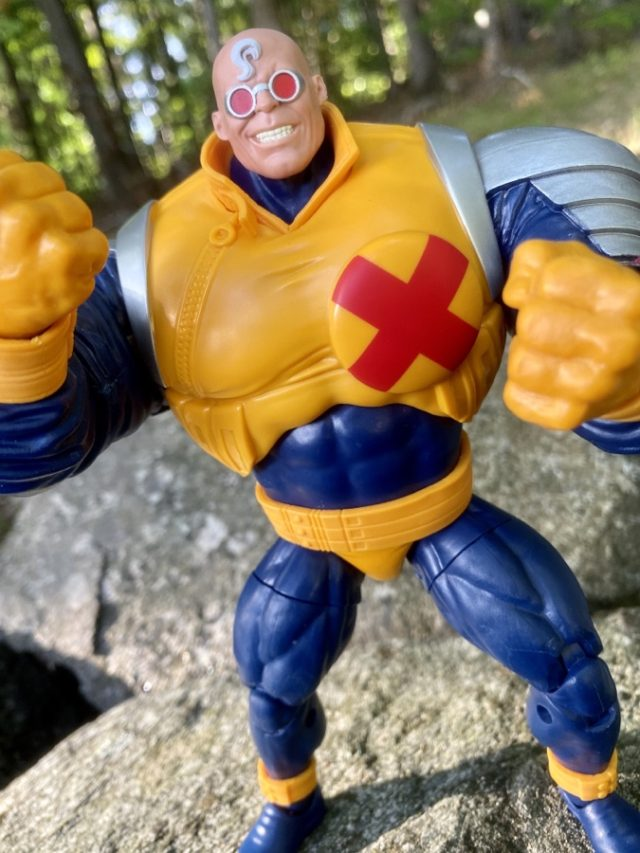 Marvel Legends Strong Guy Review