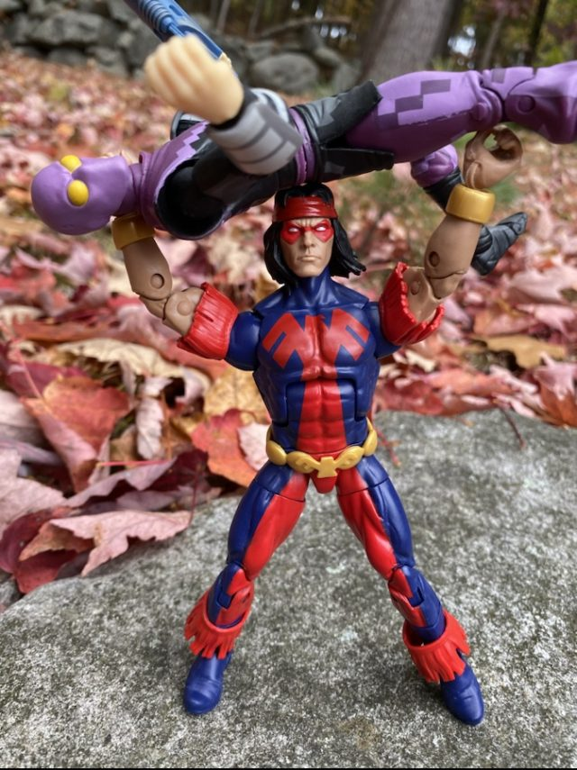 Marvel Legends Thunderbird Review Target Exclusive