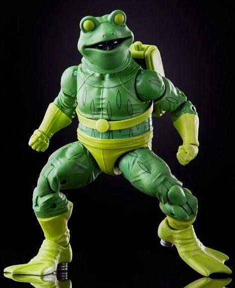 Frog-Man Marvel Legends 2021 Stilt-Man Series Figure