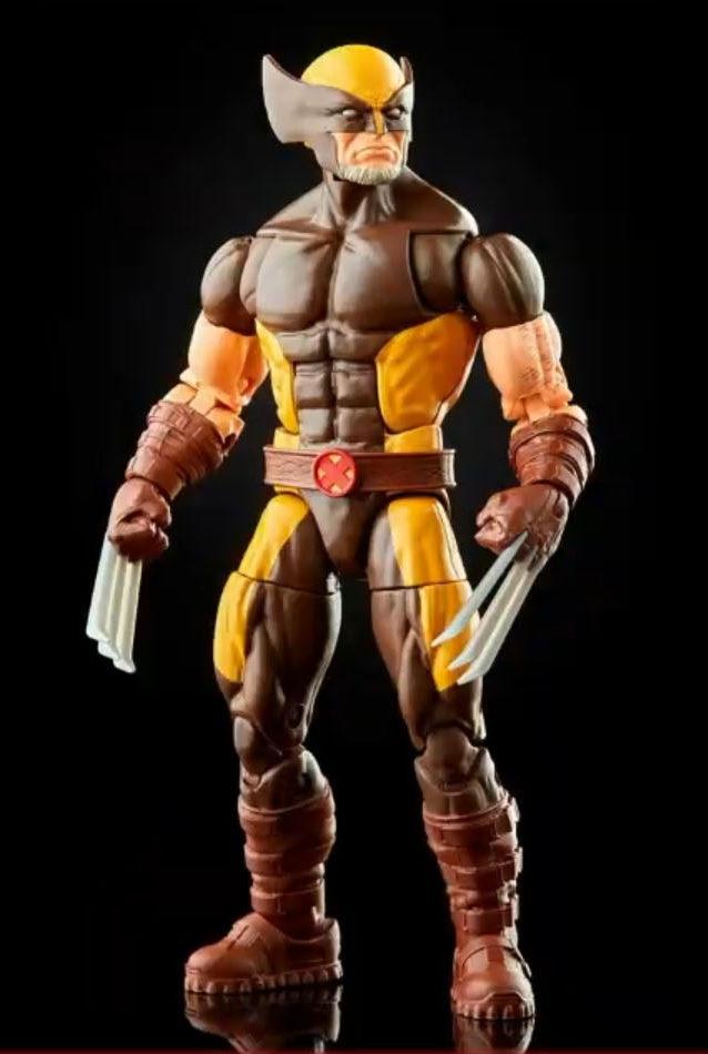 House of X Wolverine Marvel Legends 2021 Figure