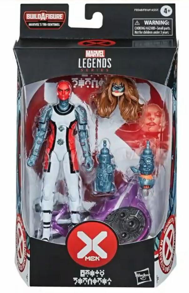 Omega Sentinel Marvel Legends 2021 House of X X-Men Packaged