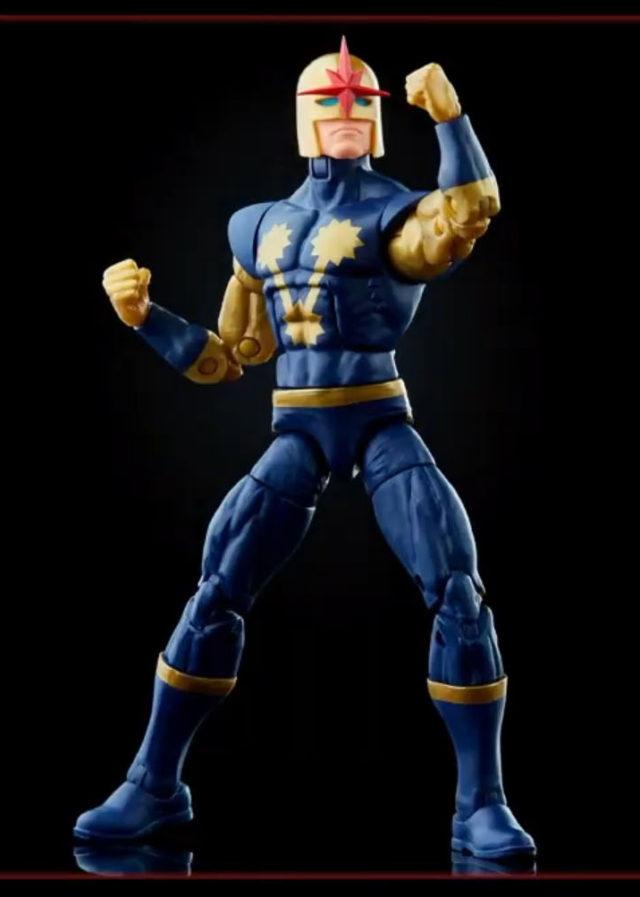 Walgreens Exclusive Marvel Legends Nova 2021 Figure