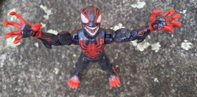 Marvel Legends Maximum Venom Miles Morales Review