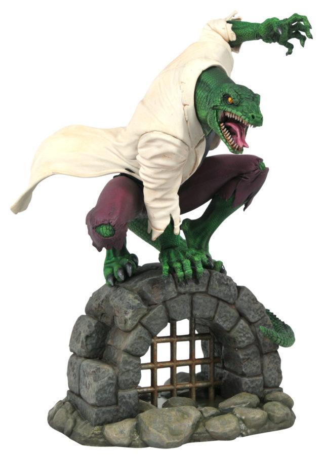Marvel Premier Collection Lizard Statue