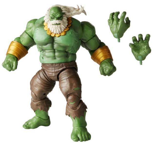 Maestro Marvel Legends Hulk Hasbro Figure 2021
