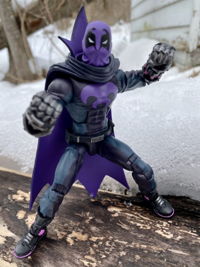 2021 Marvel Legends Prowler Review Into the Spider-Verse