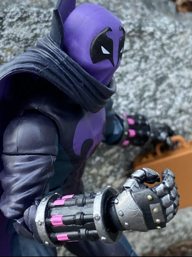 Hasbro Marvel Legends Stilt-Man Series Prowler Figure Holding Briefcase