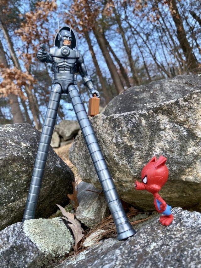 Review Marvel Legends Stilt-Man Build-A-Figure