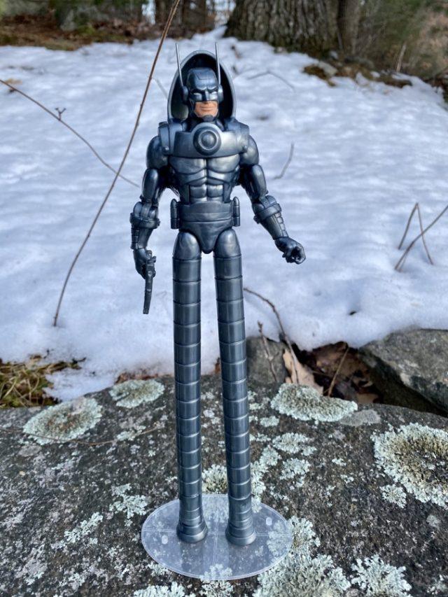 Review Stilt-Man Marvel Legends Build-A-Figure BAF
