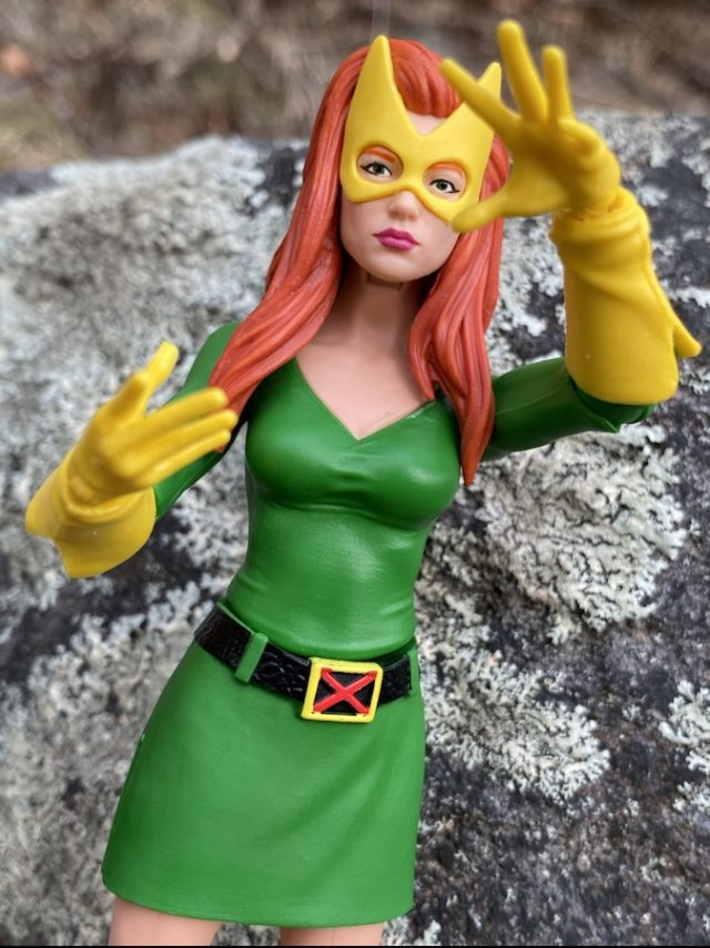 X-Men Marvel Legends House of X Jean Grey Review Six Inch Figure